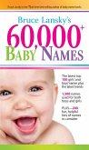 60,000+ Baby Names (eBook, ePUB)