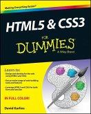 HTML5 and CSS3 For Dummies (eBook, PDF)