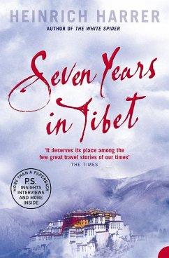 Seven Years in Tibet (eBook, ePUB) - Harrer, Heinrich