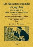 Las matemáticas utilizadas por Jorge Juan en el cálculo de la forma y dimensión de la tierra