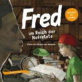 Fred im Reich der Nofretete, 2 Audio-CDs