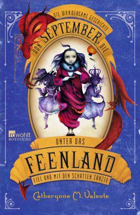 Buch-Reihe September im Feenland von Catherynne M. Valente