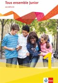 Tous ensemble Junior 1. Französisch als 1. Fremdsprache. Cahier d'activités mit MP3-CD