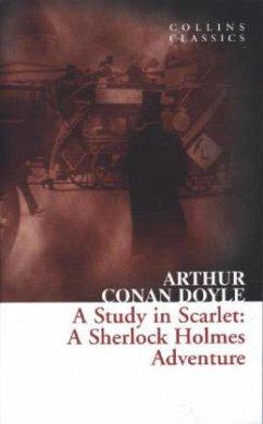 Study in Scarlet - Doyle, Arthur Conan