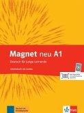 Magnet. Arbeitsbuch mit Audio-CD A1. Neubearbeitung