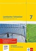 Lambacher Schweizer. 7. Schuljahr G8. Arbeitsheft plus Lösungsheft und Lernsoftware. Neubearbeitung. Hessen