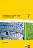 Lambacher Schweizer. 7. Schuljahr G8. Arbeitsheft plus Lösungsheft. Neubearbeitung. Hessen