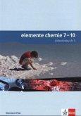 Elemente Chemie. Arbeitsbuch 1. Lernjahr (Klasse 7 oder 8). Ausgabe für Rheinland-Pfalz