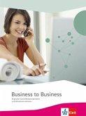 Business to Business. Schülerbuch