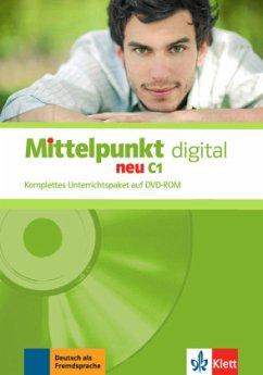Mittelpunkt neu C1 digital, DVD-ROM / Mittelpun...
