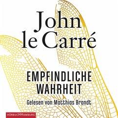 Empfindliche Wahrheit (MP3-Download) - Carré, John le