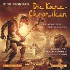 Der Schatten der Schlange / Kane-Chroniken Bd.3 (MP3-Download)