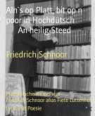 Aln`s op Platt, bit op`n poor in Hochdütsch An heilig Steed (eBook, ePUB)
