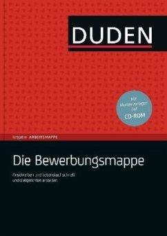Duden Ratgeber - Die Bewerbungsmappe (Mängelexe...