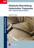 Statische Beurteilung historischer Tragwerke (eBook, ePUB)