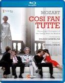 Mozart, Wolfgang Amadeus - Cosi fan tutte