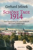 Schöne Tage 1914 (eBook, ePUB)