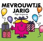 Mevrouwtje Jarig set 4 ex.