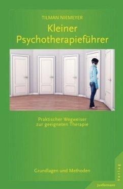 Kleiner Psychotherapieführer - Niemeyer, Tilman
