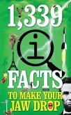 1,339 QI Facts To Make Your Jaw Drop (eBook, ePUB)