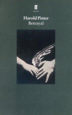 Betrayal (eBook, ePUB) - Pinter, Harold