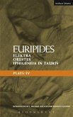 Euripides Plays: 4 (eBook, PDF)