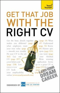 Get That Job With The Right CV (eBook, ePUB) - Gray, Julie
