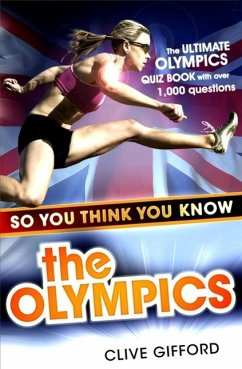 So You Think You Know: The Olympics (eBook, ePUB) - Gifford, Clive
