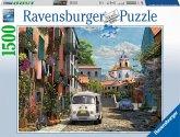 Ravensburger 163267 - Idyllisches Südfrankreich - Puzzle, 1500 Teile