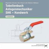 Tabellenbuch Anlagenmechaniker SHK - Handwerk, 1 CD-ROM