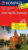 KOMPASS Fahrrad-Tourenkarte Oder-Neiße-Radweg