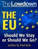 Lowdown The EU should we stay or should we go? (eBook, ePUB)
