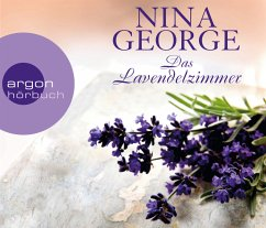 Das Lavendelzimmer / Monsieur Perdu Bd.1 (5 Audio-CDs) - George, Nina