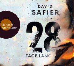 28 Tage lang, 6 Audio-CDs - Safier, David