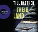 Treibland / Kommissar Danowski Bd.1 (6 Audio-CDs)