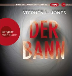 Der Bann, 2 MP3-CDs - Jones, Stephen L.