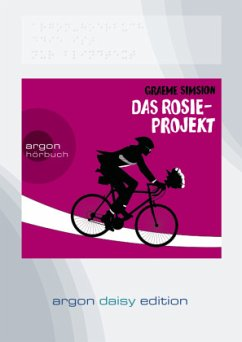 Das Rosie-Projekt / Rosie Bd.1 (1 MP3-CD) (DAISY Edition) - Simsion, Graeme