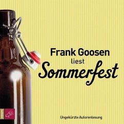 Sommerfest, 6 Audio-CDs - Goosen, Frank