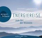 Energiereise zum Ort der Visionen, 1 Audio-CD