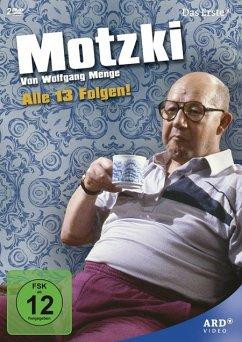 Motzki - 2 Disc DVD - Motzki