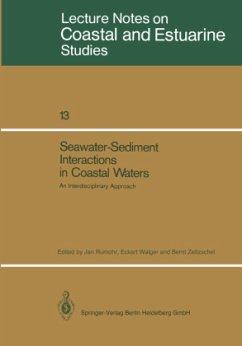 Seawater-Sediment Interactions in Coastal Waters