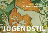 Postkartenbuch Jugendstil