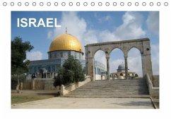 ISRAEL (Tischkalender immerwährend DIN A5 quer)