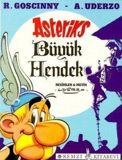 Asteriks Büyük Hendek - Uderzo, Albert; Goscinny, Rene