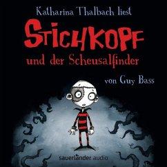 Stichkopf und der Scheusalfinder / Stichkopf Bd.1 (2 Audio-CDs) - Bass, Guy