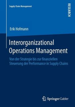 Interorganizational Operations Management - Hofmann, Erik