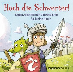 Hoch die Schwerter!, 1 Audio-CD - Funke, Cornelia; Krüss, James; Binder, Dagmar