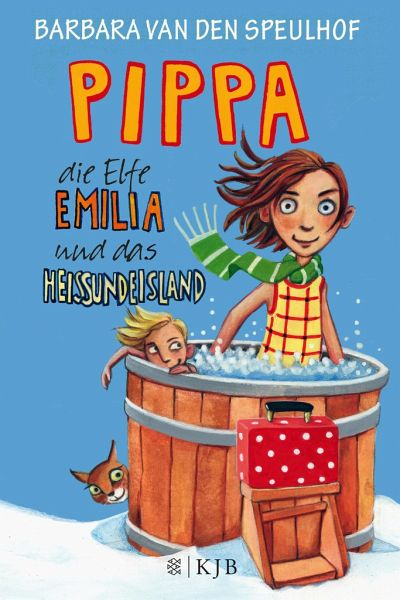 Buch-Reihe Pippa und die Elfe Emilia
