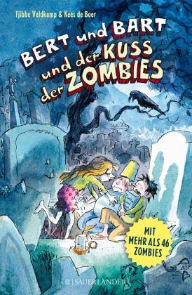 Buch-Reihe Bert und Bart von Tjibbe Veldkamp