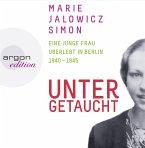 Untergetaucht, 7 Audio-CDs